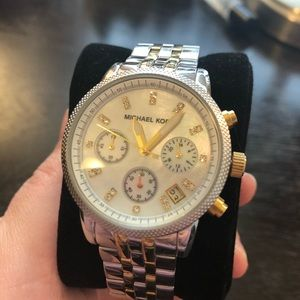 6f0933830d1e Michael Kors. Michael Kors Ritz Chronograph Watch